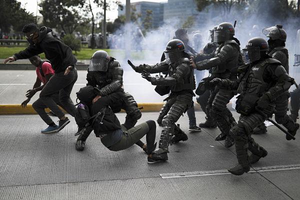 ¿Desaparecidos En Medellín Durante Las Marchas?