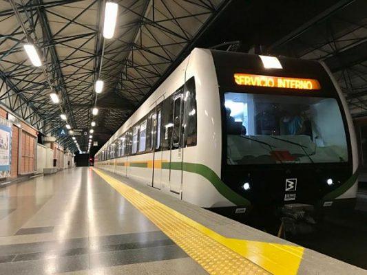 La Empresa Metro De Medellín Renovará 42 Trenes