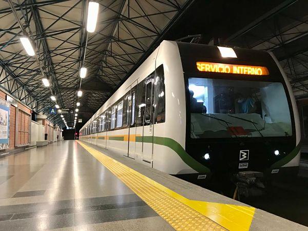 Tren Metro de Medellín
