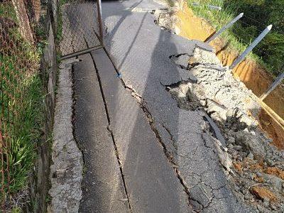 Denuncia Ciudadana: Sector De La Vereda La Florida En San Antonio De Prado Se Queda Sin Calles