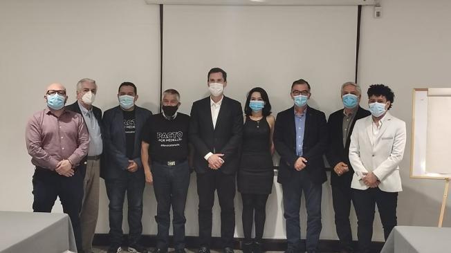 Medellín Tiene Alcalde Ad Hoc: Juan Pablo Días Granados