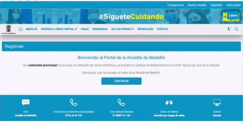 Los Permisos Para Eventos En Medellín, Ya Se Pueden Solicitar De Manera Virtual