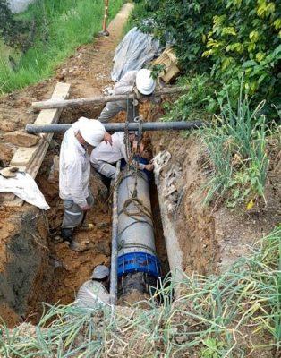 Sin Servicio De Agua En El Corregimiento De San Cristóbal.