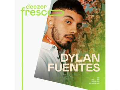 """""""Deezer Fresco"""" Dylan Fuentes Es Elegido Para El Programa De Talentos Emergentes."""
