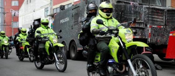 El Policía Capturado Por La Muerte De Santiago Murillo, Es Puesto En Libertad.