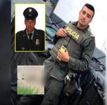 Cuerpo Del Patrullero Rincón Fue Encontrado En El Río Cauca