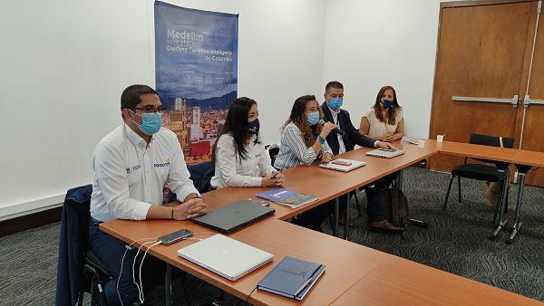 ¡Excelente! Medellín Y Bogotá Se Unen Para Reactivar El Turismo