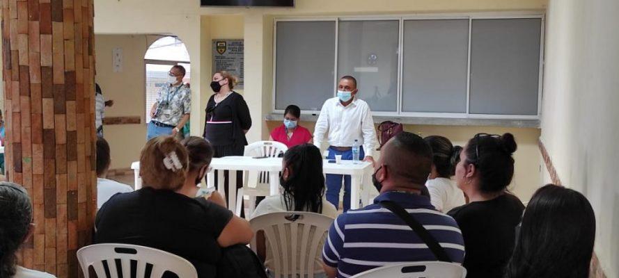 Buen Comienzo Brinda Acompañamiento Psicoeducativo A 57 Familias Del Barrio Santa Cruz