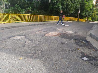 Calle 41 Sur,Sector Las Escalas