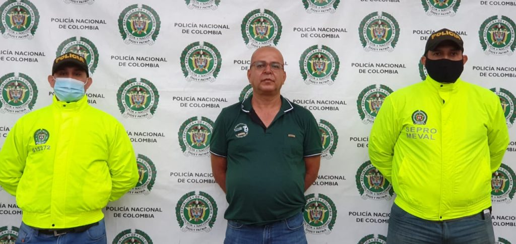 Capurado Dario Ismael Lopera – Alias Manolo se entregó en Santa Rosa de Osos