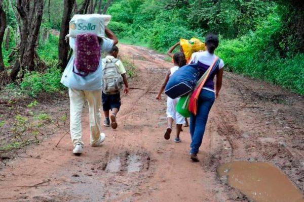 Más De 100 Desplazados En Ituango