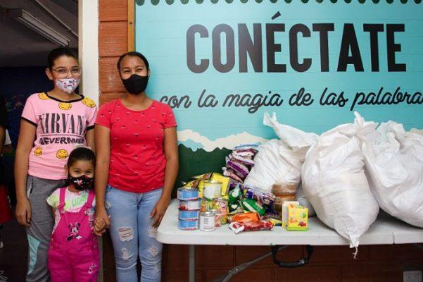 En San Antonio De Prado, Avanza La Entrega De Paquetes Alimenticios