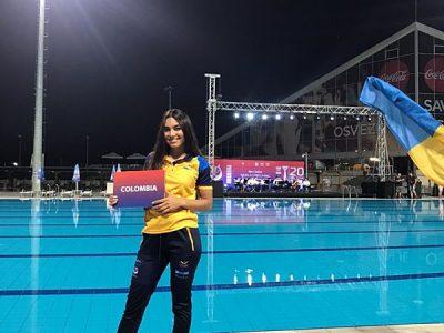 Estudiante Del ITM Logró Nuevo Récord Nacional De Apnea En Mundial De Actividades Subacuáticas