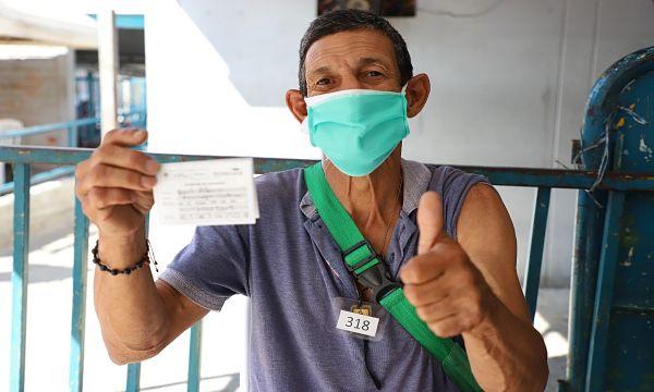 Contra El Covid-19 Han Sido Vacunados1.000 Habitantes De Calle.