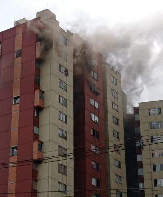 Incendio En Barrio Buenos Aires Por Shut De Basura