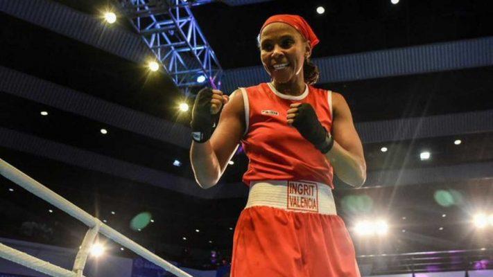Ingrid Valencia Ilusiona Con Su Medalla Tras Su Primera Victoria En Los Juegos Olímpicos Tokio 2020