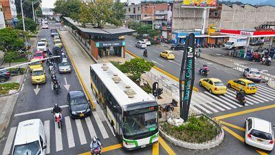 Metroplús En La Avenida Oriental Inició Hoy Operación Comercial