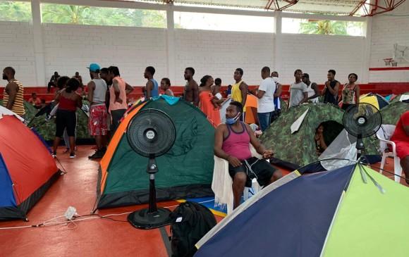 Continuan Represados Migrantes En Necoclí Antioquia