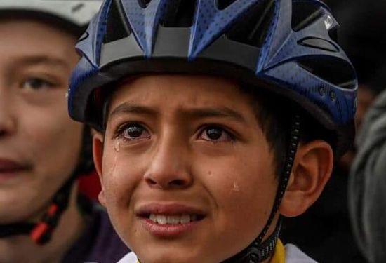 Un Adios Para El Pequeño Gigante Del Ciclismo