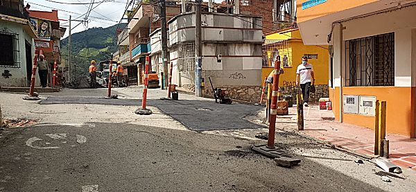 Pavimentación en San Antonio de Prado_opt