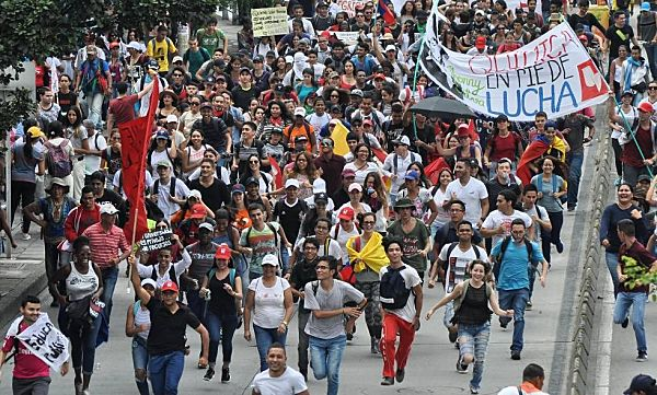 Inicia Planeación Ante Actos Vandálicos En Antioquia En Manifestaciones Del 21 De Julio