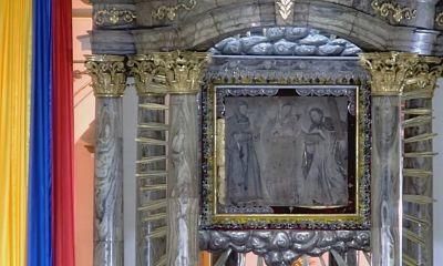 Se Robaron Las Joyas De La Virgen De Chiquinquirá