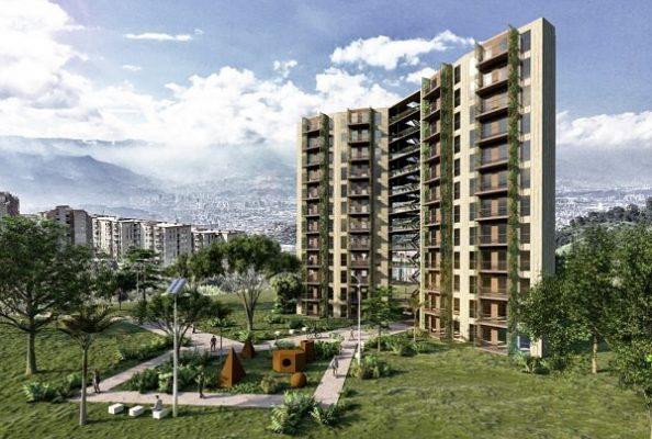Hogares En Medellín Con Características Ecosostenibles.