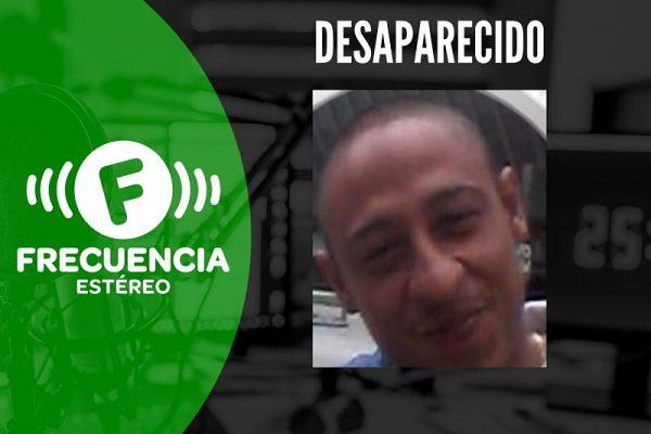 Yeison Hermin García Espinal, Se Encuentra Desaparecido Desde El 16 De Junio