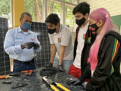 23.057 Estudiantes De Las Instituciones Educativas Oficiales De Medellín Participan Del Programa De Media Técnica
