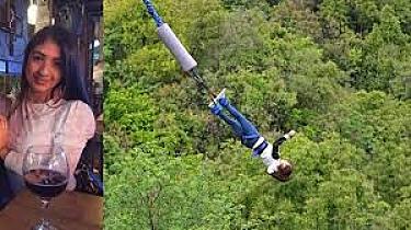 Mujer Muere Por Error En Bungee Jumping