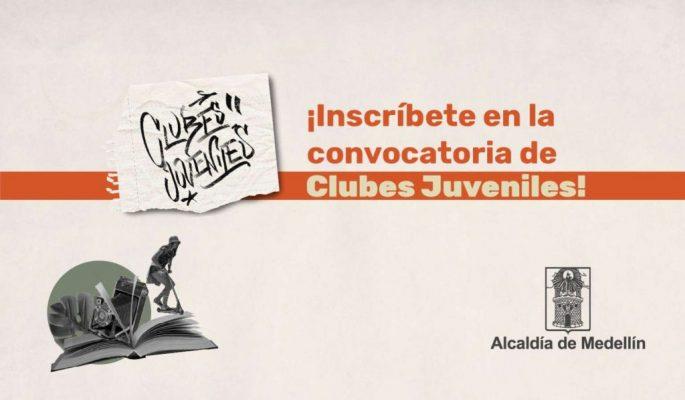 Convocatoria Clubes Juveniles 2021 Universos Posibles.
