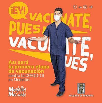 Preocupación Por Baja Asistencia A Puntos De Vacunación En Fines De Semana