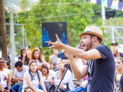 ¡Celebramos El Regreso A La Presencialidad De Los Eventos Del Libro De Medellín!