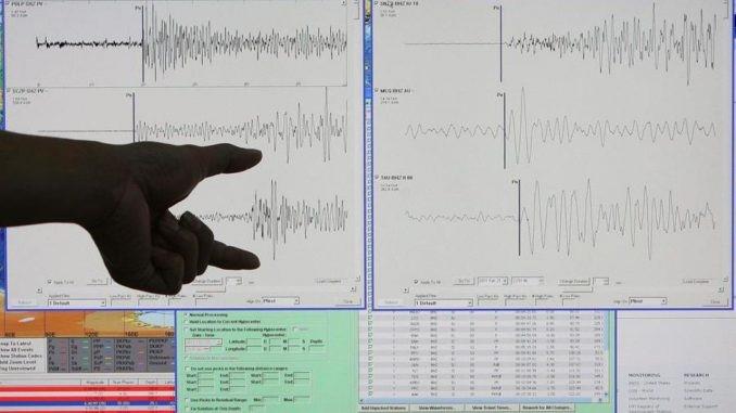 Hay Alerta De Tsunami Por Terremoto En Haití
