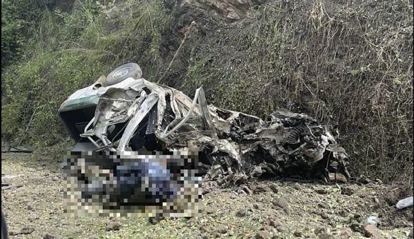Ataque A Patrulla En Antioquia Deja Dos Policías Muertos Y Dos Heridos