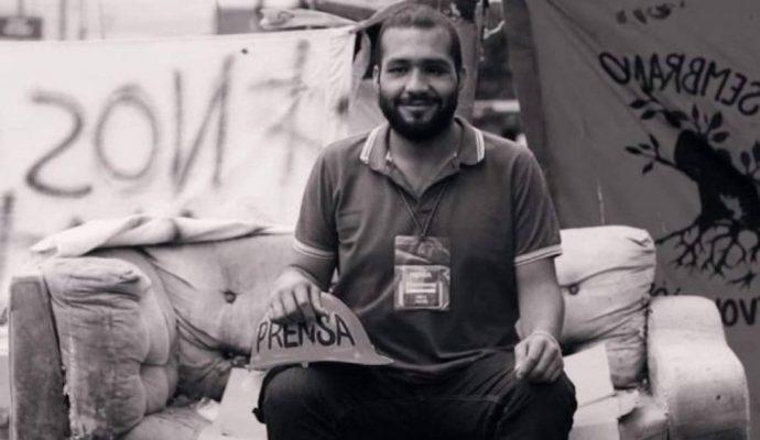 Asesinan A Esteban Mosquera Líder Estudiantil