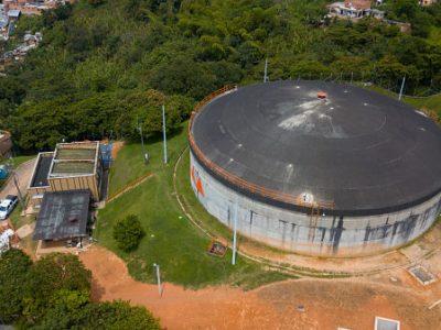 Habitantes De Itagüí, Se Benefician Con La Ampliación De Su Acueducto