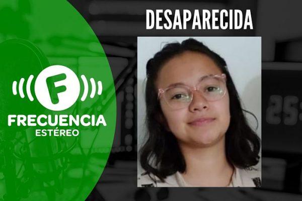 Se Encuentra Desaparecida La Menor Karina Higuita Quiceno, ¡ Su Familia La Busca!