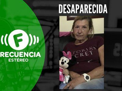 Nubia Amparo Cadavid De Yepes, Desapareció En San Antonio De Prado.