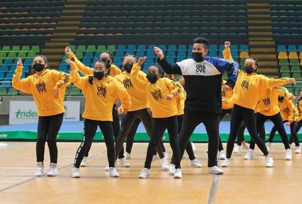 4.520 Deportistas Participan En El Torneo Municipal De Porrismo.