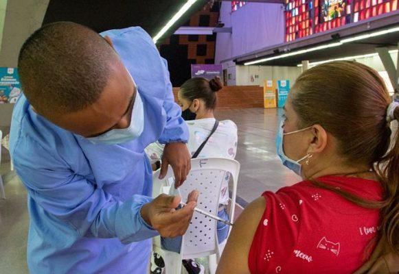 ¡Atención! Se Suspende Aplicación De Primeras Dosis De La Vacuna Contra COVID-19 Hoy En Medellín