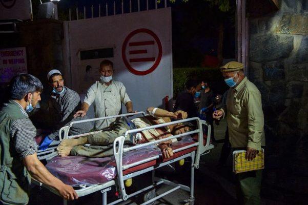 Tercera Explosión Sacude A Kabul
