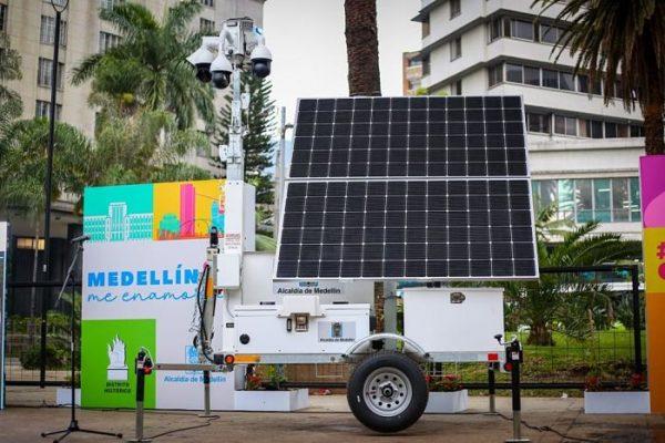 Inicia Piloto Para El Uso De Cámaras Móviles Inteligentes En Medellín