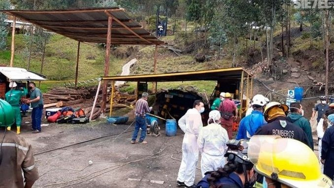 Explosión De Una Mina De Carbón En Boyacá Deja Hasta El Momento 12 Víctimas Mortales