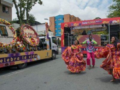 Jueves De Feria De Flores, Estas Son Las Actividades Programadas Para Hoy