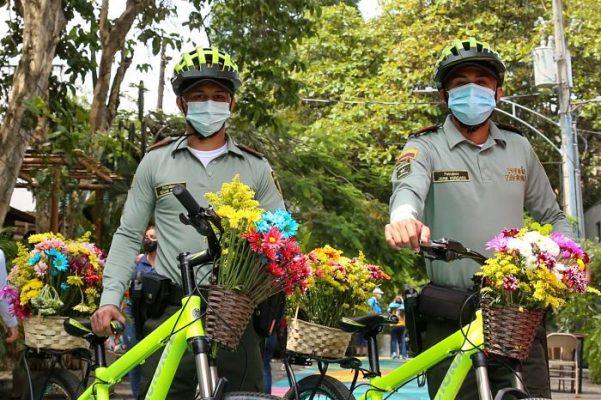 Seguridad En Eventos Finales De Feria De Flores 2021