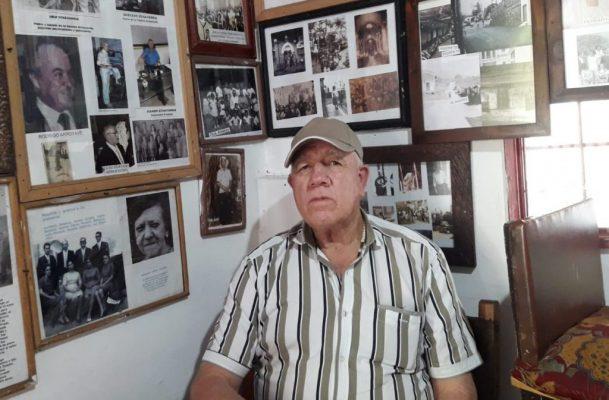 Alejandro Salazar En El Bastón Revive Nuestra Historia