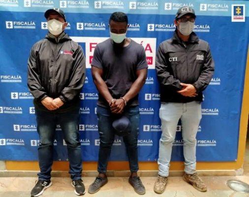 Capturaron A Un Patrullero De La Policia Por El Homicidio De Un Entrenador De Un Gimnasio
