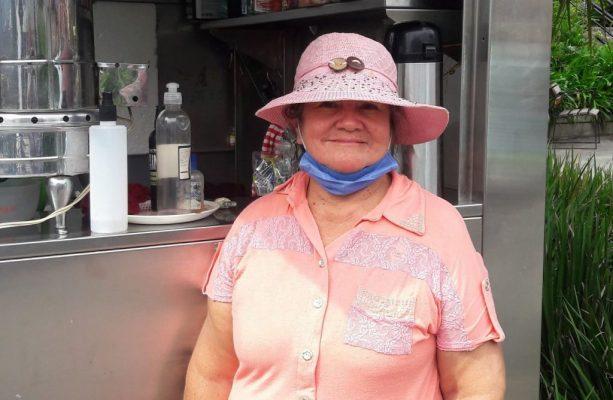 Doña Gloria, Una Mujer Luchadora