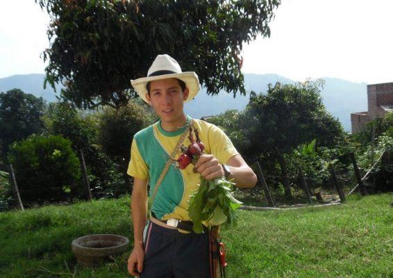 José Manuel, Un Campesino Que Ama Su Tierra
